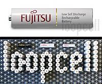 Аккумулятор FUJITSU AAA 750mAh White HR-3UTC (800mAh) = ENELOOP за меньшую цену