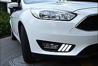 DRL штатные дневные ходовые огни LED- DRL для Ford Focus 2015+