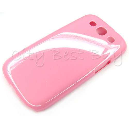 Пластиковый чехол Samsung Galaxy S3 i9300, G266