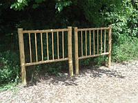 Бамбуковый забор, секция 1,2 * 2,0 м., фото 1