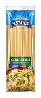"""Макароны """"Чумак"""", спагеттини, из твёрдых сортов пшениы 0,4 кг"""