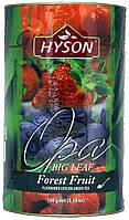 """Чай зеленый Hyson """"Forest Fruit """" 100г"""