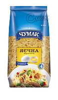 """Макароны """"Чумак"""", """"Яичная Вермишель"""", из твёрдых сортов пшениы 0,4 кг"""