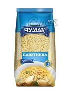 """Макароны """"Чумак"""", """"Паутинка"""", из твёрдых сортов пшениы 0,4 кг"""