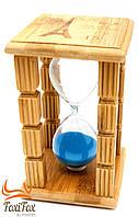 Песочные часы из бамбука Paris