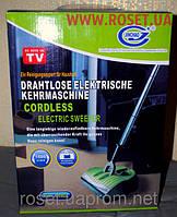 Электровеник беспроводной CORDLESS Electric Sweeper JC-S502JC