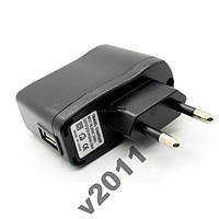 Сетевая зарядка 220v с интерфейсом USB