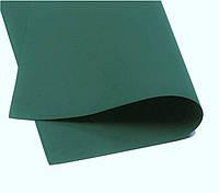 Фоамиран Зеленый мох 50х50 см 1 мм Корея