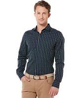 Рубашка Slim Fit  Perry Ellis размер L (US)