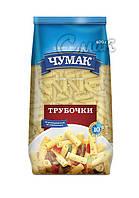 """Макароны """"Чумак"""", """"Трубочки"""", из твёрдых сортов пшениы 0,4 кг"""