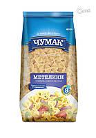 """Макароны """"Чумак"""", """"Бабочки"""", из твёрдых сортов пшениы 0,4 кг"""