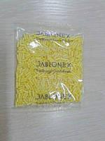 Стеклярус Jablonex Чехия №469-  желтый перламутровый непрозрачный
