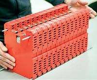 Аккумуляторный модуль LiFePO4, емкостью 1,5 кВтч 48 В