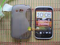 Силиконовый. чехол HTC Desire C, H72
