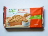 Печенье без глютена Vita Well Frollini con Millefiori, 300 г, фото 1