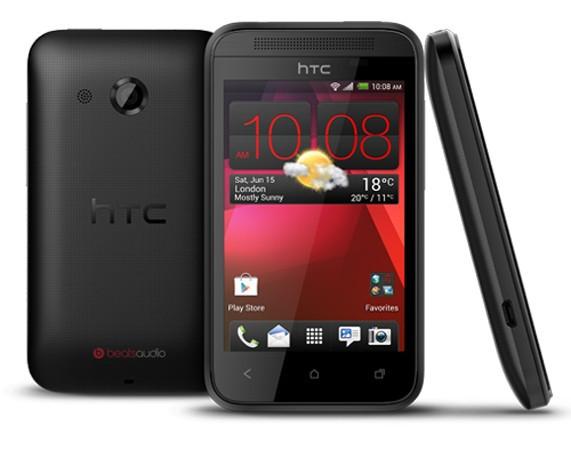 Матовая пленка для HTC Desire 200, F24.8.1