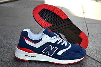 Кроссовки New Balance, стильные, спортивные, молодежные, фото 3