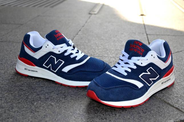 Кроссовки New Balance, стильные, спортивные, молодежные, фото 2