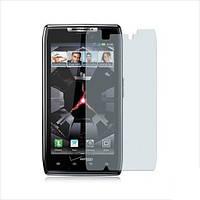 Матовая пленка Motorola Droid Razr XT910, F202 5шт