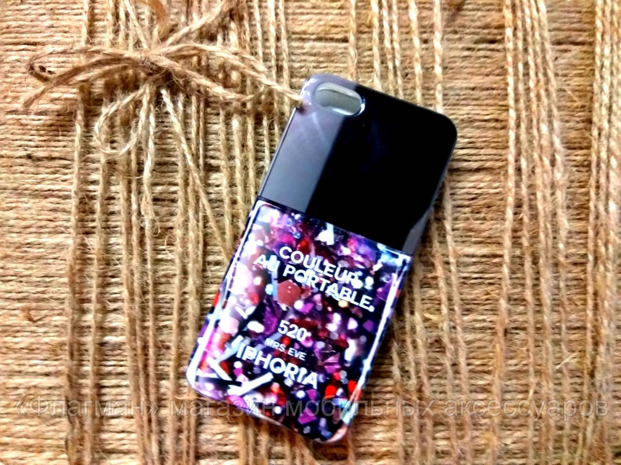 Чехол - накладка на айфон плотный силикон IPHORIA для iPhone 5С - «Флагман» магазин мобильных аксессуаров в Днепре