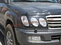 Защита фар Sim для Toyota Land Cruiser 2007-12 очки