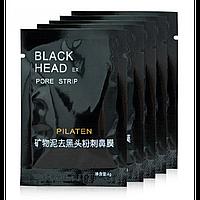 Черная лечебная маска для чистки лица Black Head Pilaten, Black Mask