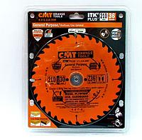 Пильный диск для продольного и поперечного пиления СМТ 271.210.36M (210x30x36Z)