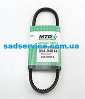 Ремень привода шнека для снегоуборщика MTD M 56, ST 380 D