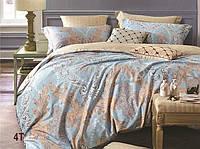Комплект постельного белья (Евро) сатин-люкс Viluta 4T Tiare
