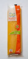 Спагетти без глютена из кукурузной и рисовой муки Vita Well Spaghetti, 400 г.