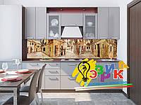 Дизайнерские фартуки для кухни Прованс
