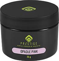 Акриловая пудра Престиж Камуфлирующая Холодного оттенка (Cool Pink) 35 гр.