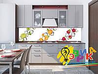 Кухонные скинали Фрукты