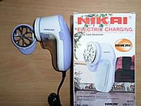Машинка от катышек Nikai с проводом