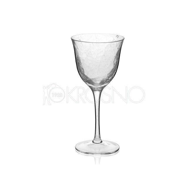 Набор бокалов для воды Krosno Crackle 220 мл 6 шт F075769022003020