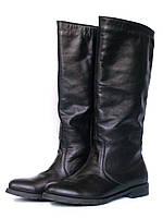 Сапоги кожаные демисезонные, фото 1