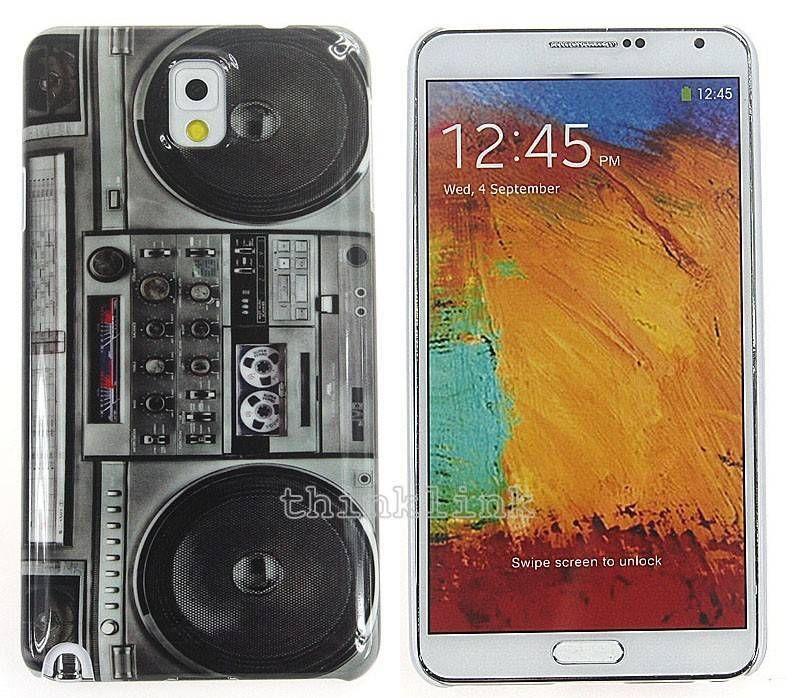 Пластиковый чехол Samsung Galaxy Note 3 N9000,G972