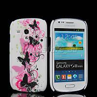 Пластиковый чехол Samsung Galaxy S3 Mini i8190, E9