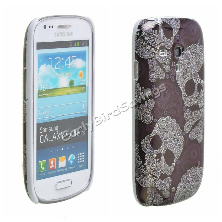 Пластиковый чехол Samsung Galaxy S3 Mini i8190, E3