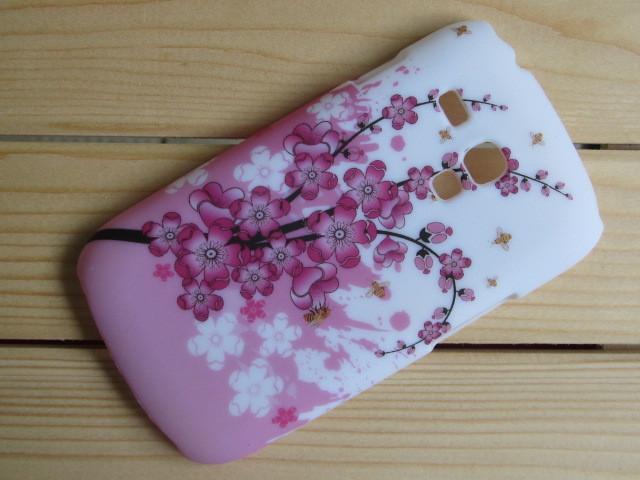 Пластиковый чехол Samsung Galaxy S3 Mini i8190, E2