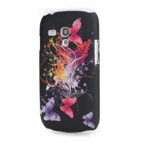 Пластиковый чехол Samsung Galaxy S3 Mini i8190 E43