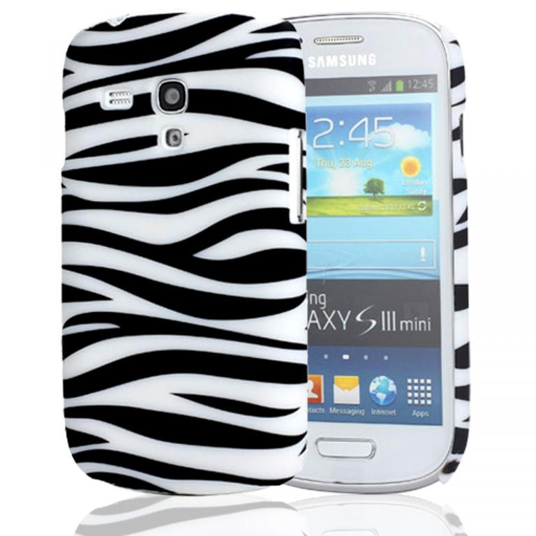 Пластиковый чехол Samsung Galaxy S3 Mini i8190, E1