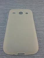 Чехол TPU  для Samsung Galaxy Core i8262 i8260 белый