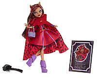 Кукла Клодин Вульф Страшные Сказки (Monster High Scarily Ever After Doll Little Dead Riding Wolf