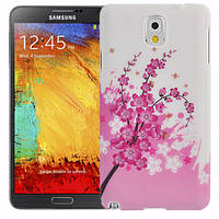 Пластиковый чехол Samsung Galaxy Note 3 N9000, E2