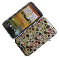 Пластиковый чехол для HTC One X, H720