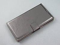 Чехол книжка для Lenovo K920 Vibe Z2 Pro черная