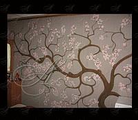 Современный интерьер — дизайн стен!