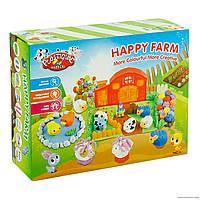 Пластилин для детей Happy Farm 9249
