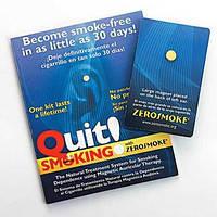 Магнит против курения Zerosmoke Золотой